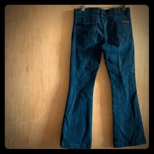 Charlize Fit 7 for all Mankind Jeans